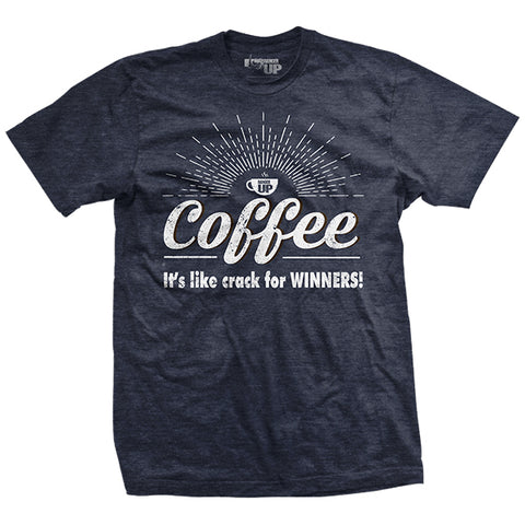 Coffee is crack T-Shirt