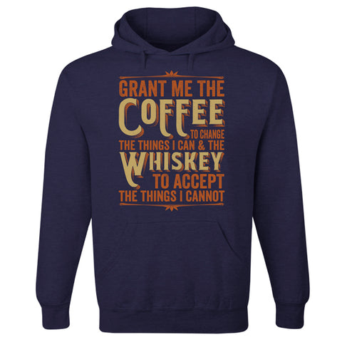 Coffee Whiskey Prayer Hoodie