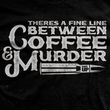 Coffee & Murder T Shirt