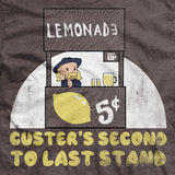 Custer's Second To Last Stand Vintage Fit T-Shirt