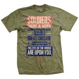 D-Day Speech T-Shirt
