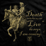 Death Whispers T-Shirt