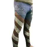 Men's Declaration of Independence Meggings