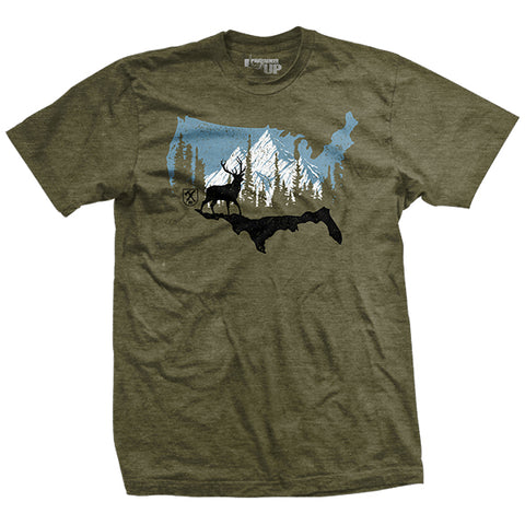 Deer Country T-Shirt