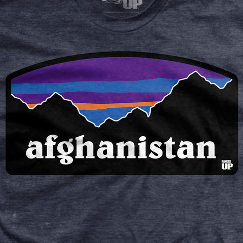 Destination: Afghanistan T-Shirt