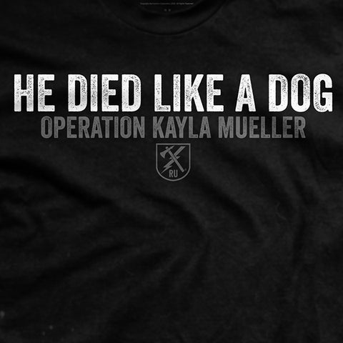 Operation Kayla Mueller T-Shirt