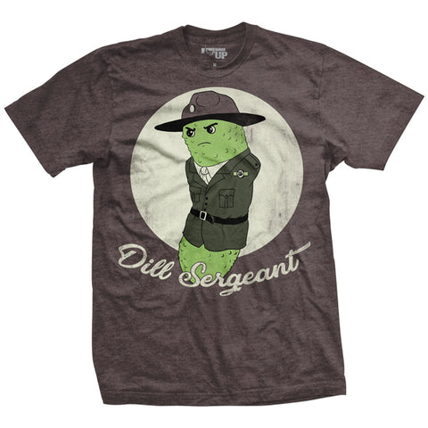 Dill Sergeant Vintage Fit T-Shirt