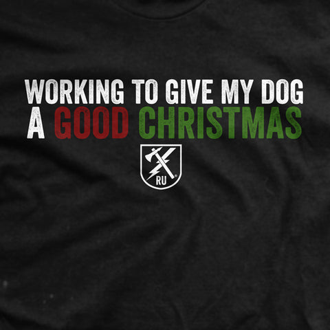 Dog Christmas T-Shirt
