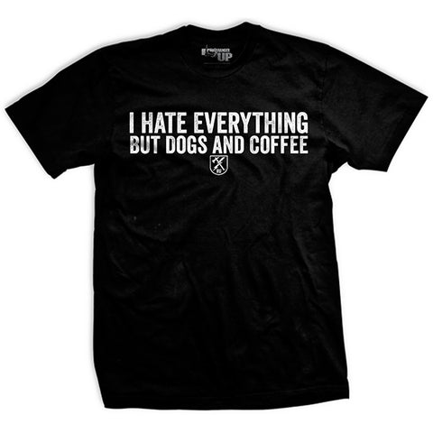 Dogs and Coffee T-Shirt