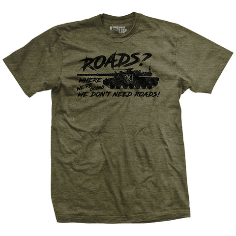 Don't Need Roads T-Shirt