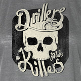 Drillers Makes Killers High Neck Tank