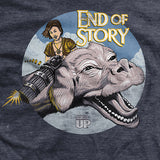 End of Story Vintage T-Shirt
