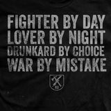 Fighter By Day Shirt