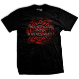 Firefighters Into Harm's Way T-Shirt