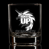 Fix Bayonets Whiskey Glass
