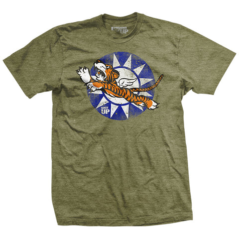 Flying Tigers Bomber T-Shirt