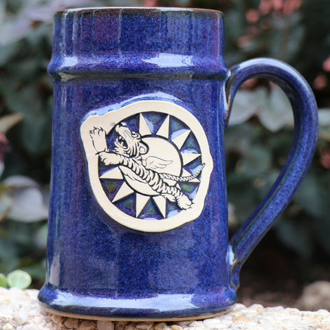 Flying Tigers Stoneware Mug