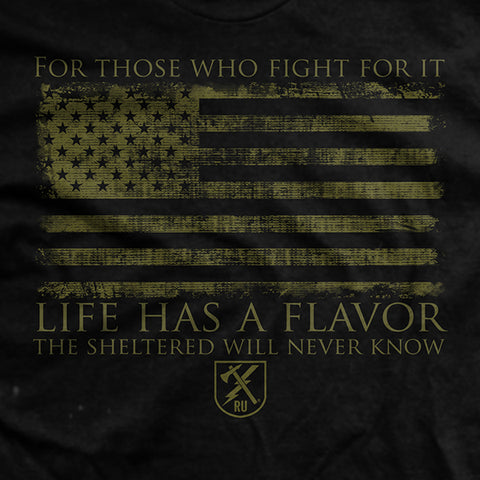 For Those Who Fight T-Shirt