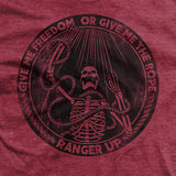 Freedom or the Rope T-Shirt