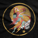 Fightin' Fuujins 4th Fighter Sqn Vintage Tee Shirt