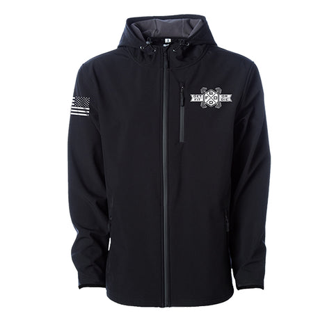 Get Fit or Die Soft Shell Performance Jacket