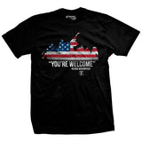 George Washington You're Welcome T-Shirt