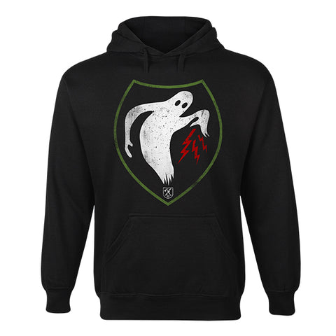 Ghost Army Bomber Hoodie