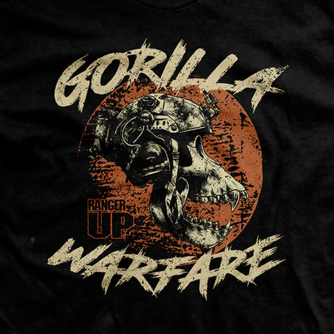 Gorilla Warfare Redux T-shirt