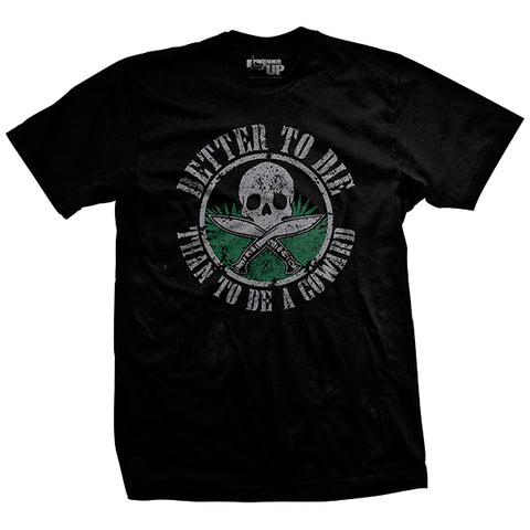 Gurkha Better To Die T-Shirt