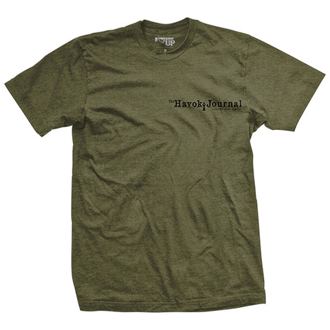 Havok Journal Brand T-Shirt