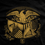 Harp and Eagle T Shirt