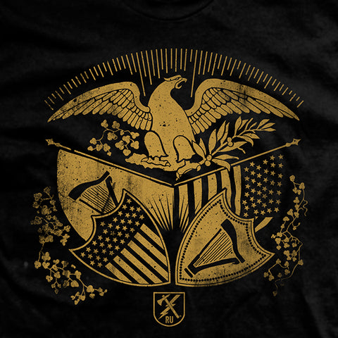 Harp and Eagle T-Shirt
