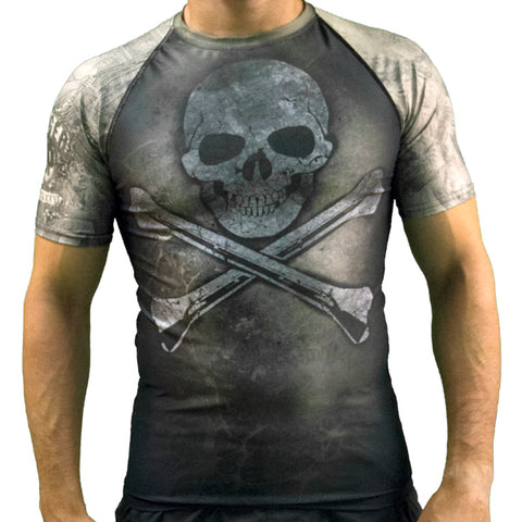 Hoist The Black Flag Rash Guard