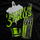 Halloween - I Believe In Spirits T-Shirt