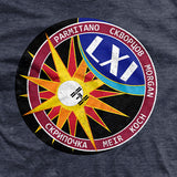 International Space Station Expedition 61 T-Shirt