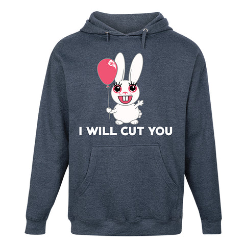 I Will Cut You Hoodie