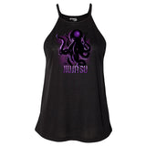 Jiu Jitsu Octopus High Neck Tank
