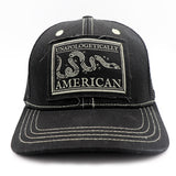 Join or Die Unapologetically American Hat