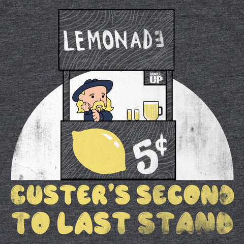Kids Custer's Second to Last Stand T-Shirt