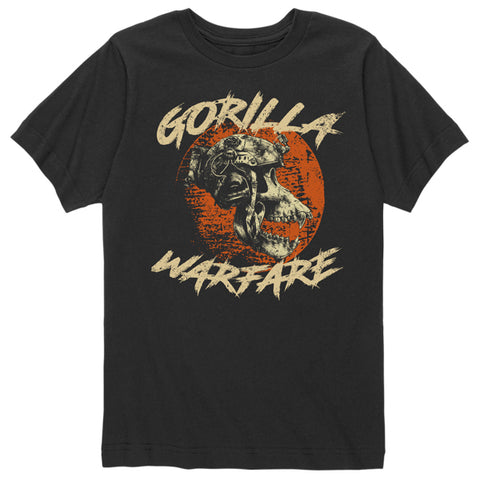 Kids Gorilla Warfare T-Shirt
