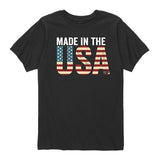 Kid's Made in the USA Tee