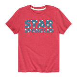 Kid's Star Spangled T-Shirt