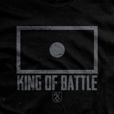 King of Battle T-Shirt