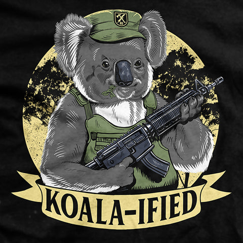Koala-ified T-Shirt