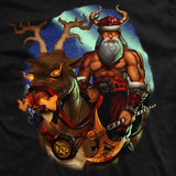 Santus Barbarias Father of The Northern Elves T-Shirt