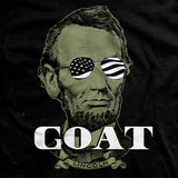 Lincoln GOAT T-Shirt