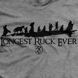 Longest Ruck Ever T-Shirt