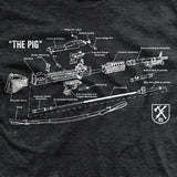 M60 Diagram T-Shirt