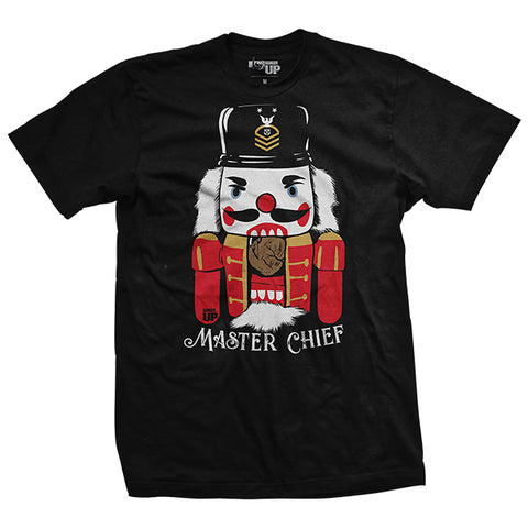 Master Chief Nutcracker T-Shirt