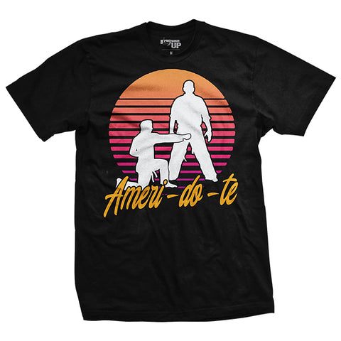 Master Ken Ameri-Do-Te T-Shirt